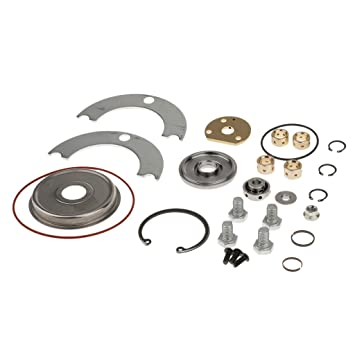 MonkeyJack Turbocharger Rebuild Repair Service Kit for 95-99 Eclipse T25 GST GSX Turbo