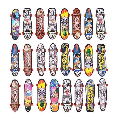FunsLane Finger Skateboard Fingerboard Supplies
