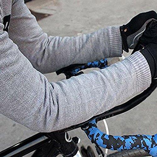 MAOO BicycleRestHandlebarTTHandlebarTriathlonClip-OnAeroBarsTriBarsAdjustableBikeCyclingRestHandlebar MoutainBike RoadBike by MAOO (Image #5)