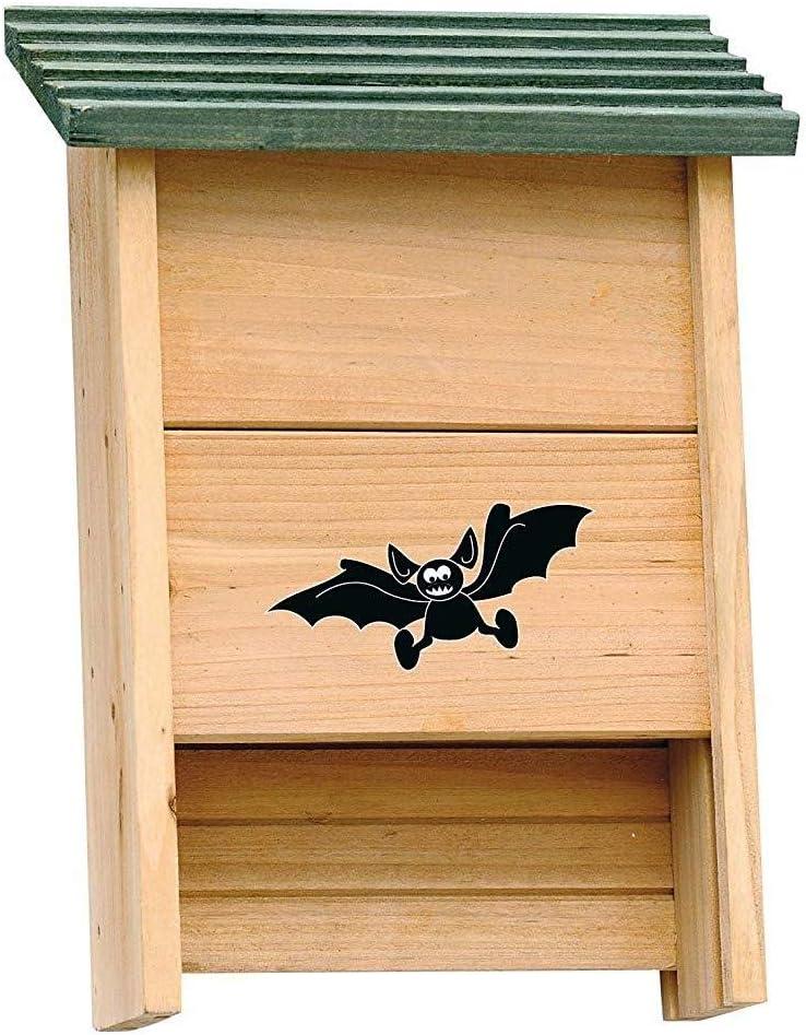tJexePYK 5743 X 23 X 33 cm Bat Box