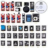 Diybigworld 37 in 1 box Sensor Kit module Suite Variety for Arduino with Retail Box