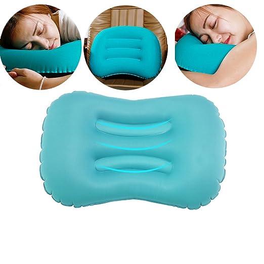 zsjijia sueño almohada almohada de viaje saludable dormir ...