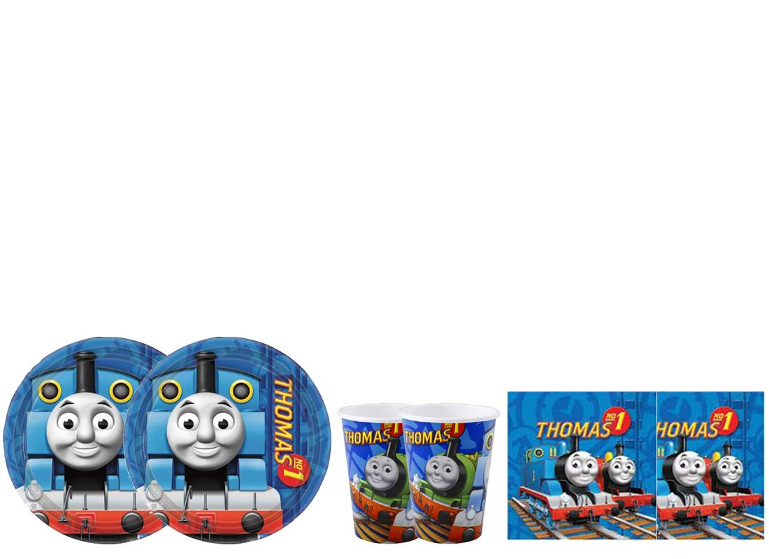 am scan Kit - A Fiesta de cumpleaños Thomas Train: Amazon.es ...