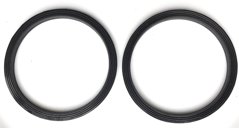 2 Pack Nutri Bullet Rx Blender Gasket for(1700 W) Star Rubber Products COMINHKPR112394