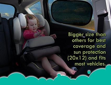 夏日必备!车窗遮阳罩3个装 从根本上减缓衰老