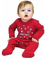 Sunward TM Christmas Newborn Infant Baby Girl boy Deer Long Sleeve Romper Jumpsuit Outfits Clothes