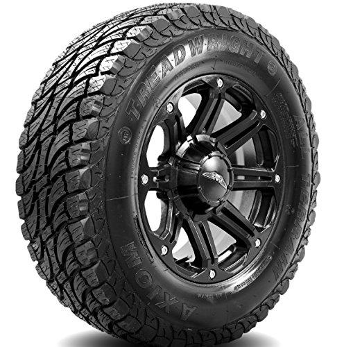 - TreadWright Axiom A/T Tire - Remold USA - LT 35x12.50r20 E Premier Tread Wear (50,000 miles)