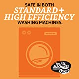 Amazon Brand - Solimo Laundry Detergent Pacs, Fresh Scent, 72 count