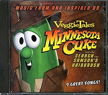 VeggieTales: Minnesota Cuke and the Search for Samson's Hairbrush ... | 315x355
