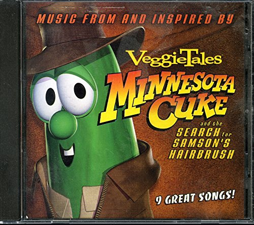 (Minnesota Cuke and the Search for Samson's Hairbrush )