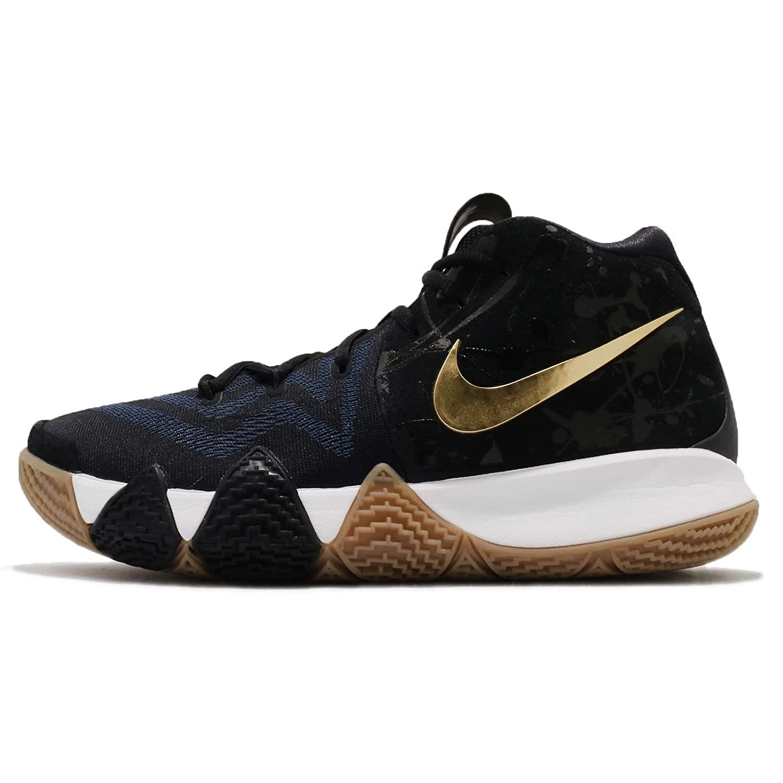 (ナイキ) カイリー 4 EP メンズ バスケットボール シューズ Nike Kyrie 4 EP Kyrie4 943807-403 [並行輸入品] B07D13S86R 25.5 cm PITCH BLUE/METALLIC GOLD