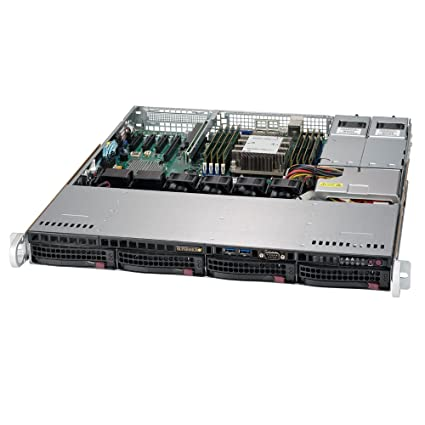 Amazon com: Supermicro SuperServer 5019P-MTR with Intel Xeon