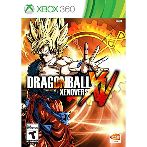 Game Dragon Ball Xenoverse - Xbox 360