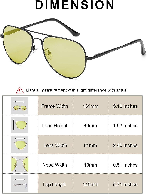 SODQW gafas de sol fotocromaticas polarizadas hombre 100/% UVA//UVB Protecci/ón