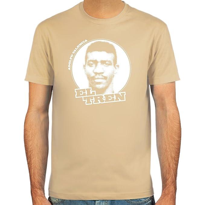 """SpielRaum Camiseta Adolfo """"el Tren"""" Valencia ::: Color: azul claro"""