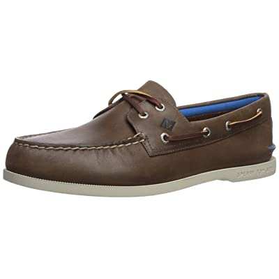 Sperry Men's A/O 2-Eye Plush Boat Shoe | Loafers & Slip-Ons