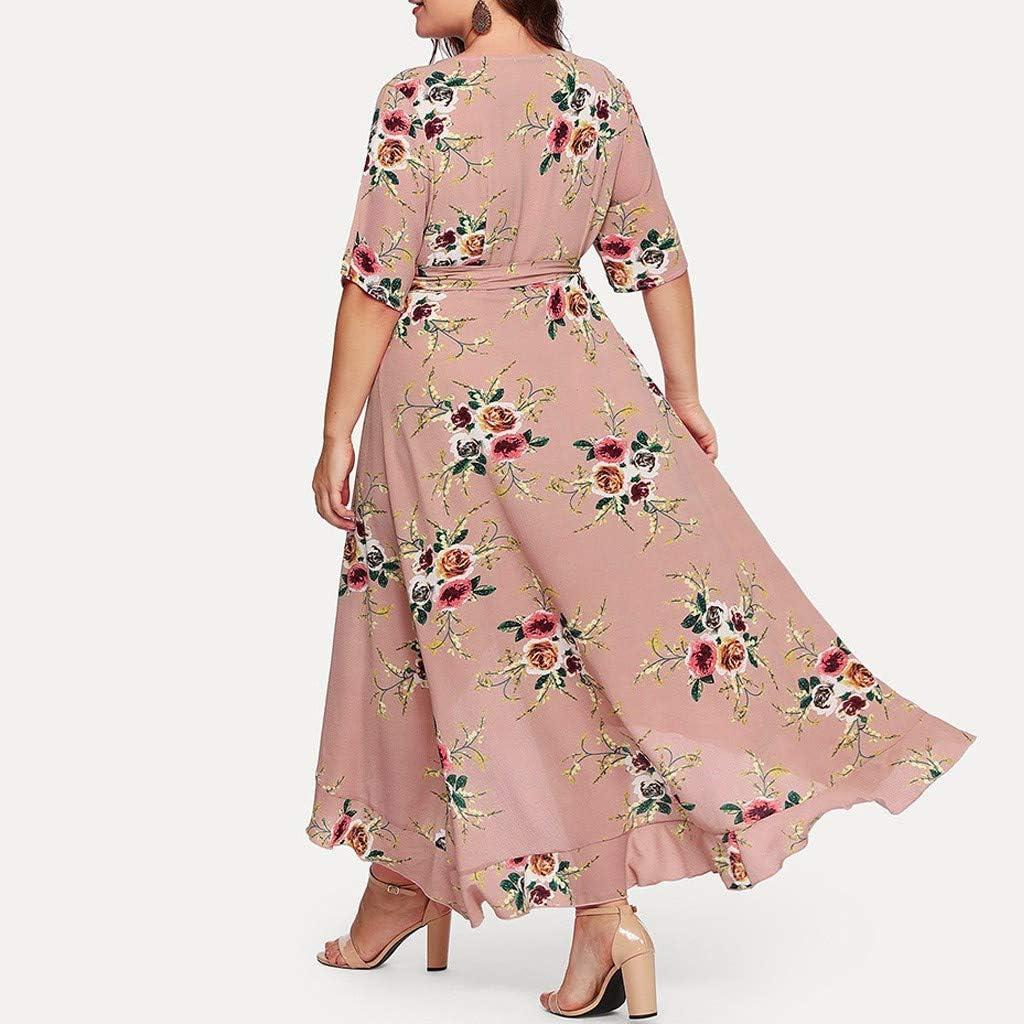 MILIMIEYIK Blouse Dress Party Club Night Milimieyik Womens Cold Boho Dress
