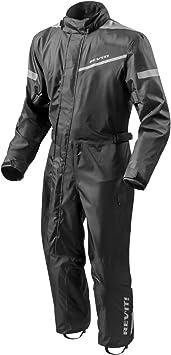 Gr/ö/ße 3XL Farbe schwarz Revit Einteilige Textilkombi Pacific 2 H2O