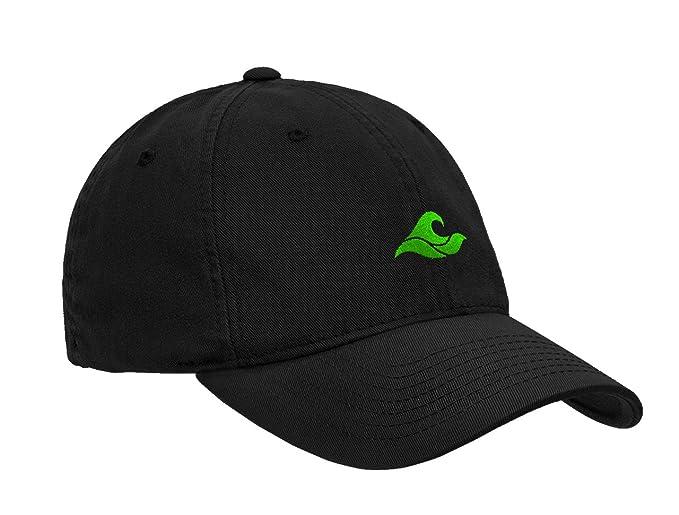 8d6b21150fa Amazon.com  Koloa Surf Wave Logo Soft   Cozy Adjustable Baseball Cap ...