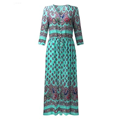 5de384ffb40 Brezeh Womens Dress