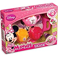 Minnie Mouse Tepsili Çay Seti