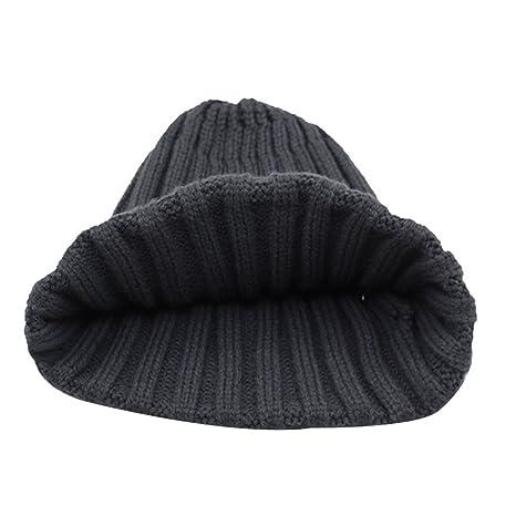 ad18bd8624e0c Beanies Women Knitted Hat Men Winter Hats Women Bonnet Caps Gorros Warm Moto  Wool Touca Winter Beanie Hat Beige at Amazon Women s Clothing store