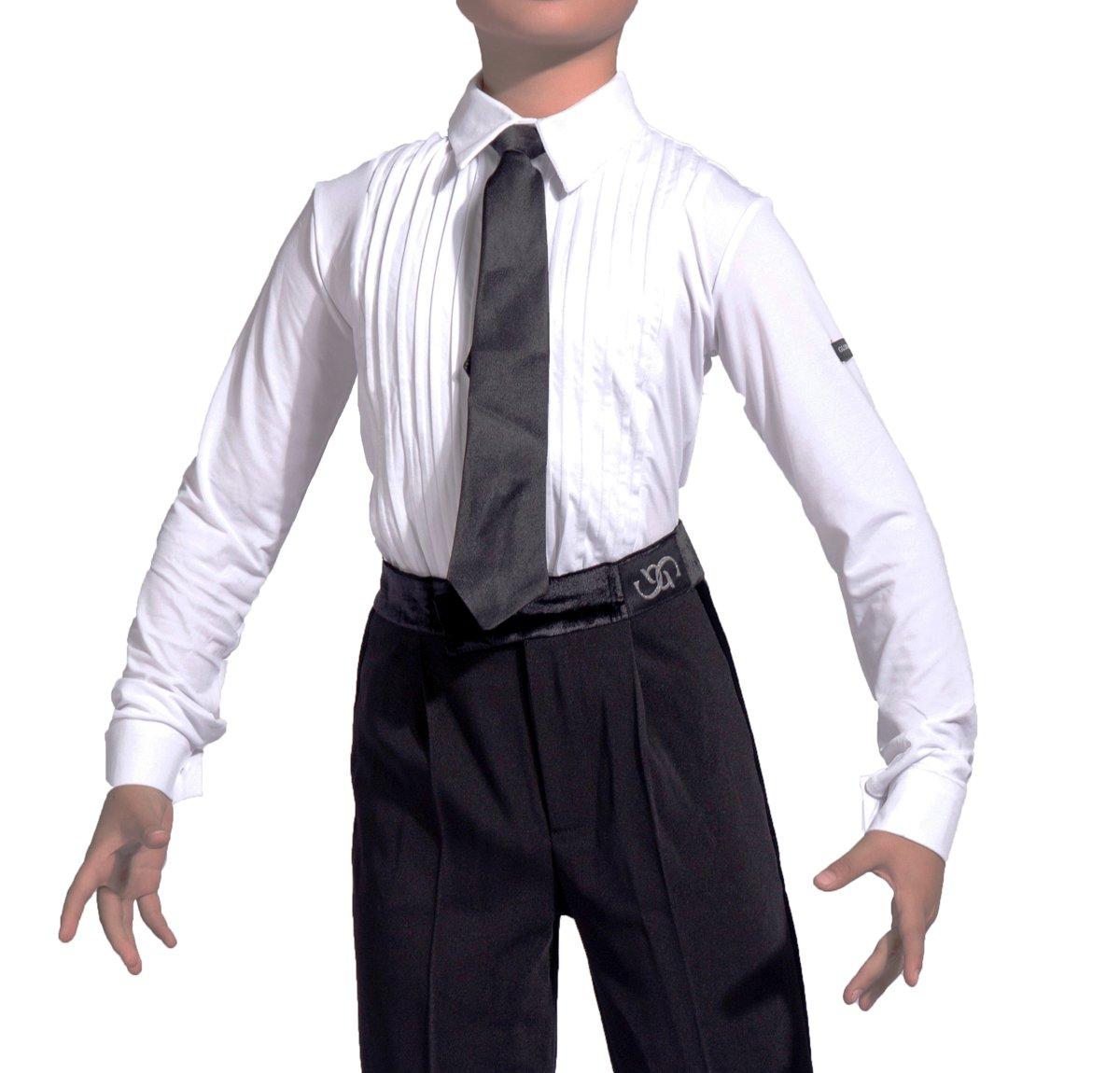 【売り切り御免!】 GD5102 男子(少年) B07NZLVGD3 専門通用のされるラテンダンス スーツ モダンダンス 社交ダンス 男性用 スーツ (シャツ+パンツ) (SBS)shirt(white) B07NZLVGD3 120|(SBS)shirt(white) (SBS)shirt(white) 120, 羽島郡:fe248ab0 --- a0267596.xsph.ru