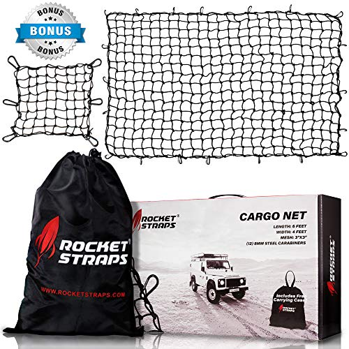 10 Best Truck Bed Cargo Nets
