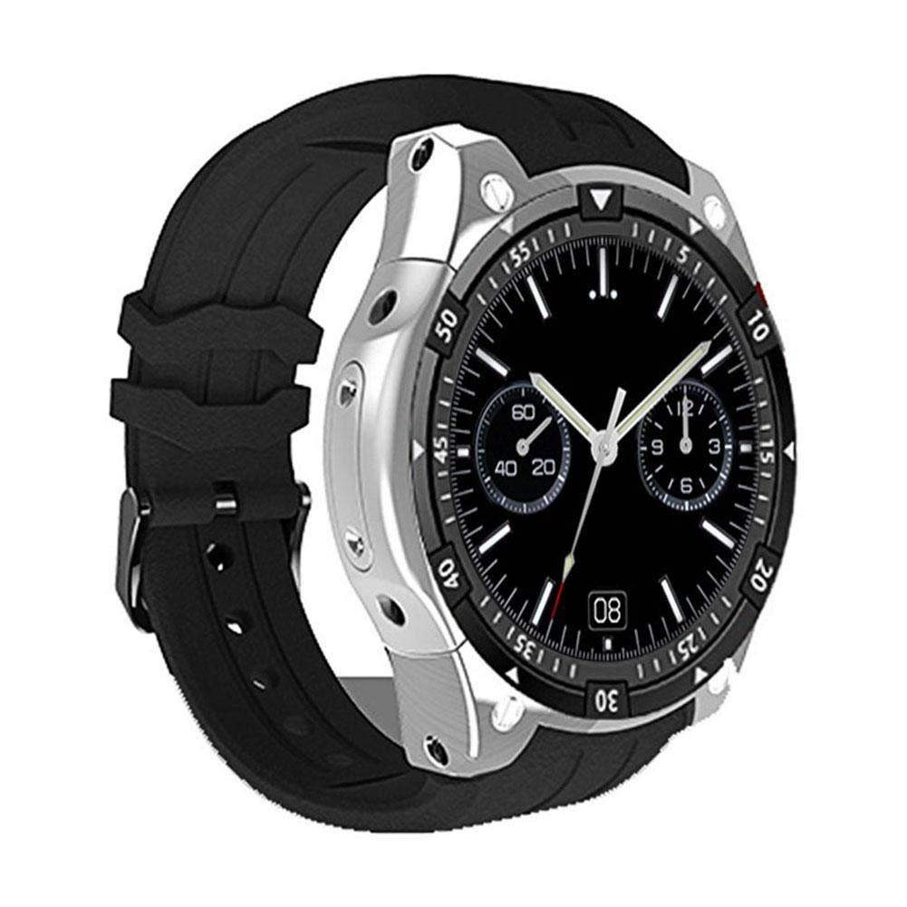 Reloj inteligente,Mirabellini Reloj deportivo 512 + 8G GPS ...