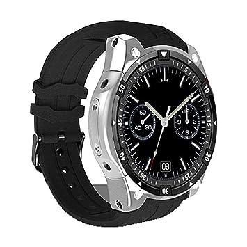 Reloj inteligente,Mirabellini Reloj deportivo 512 + 8G GPS de Smartwatch con GPS integrado,