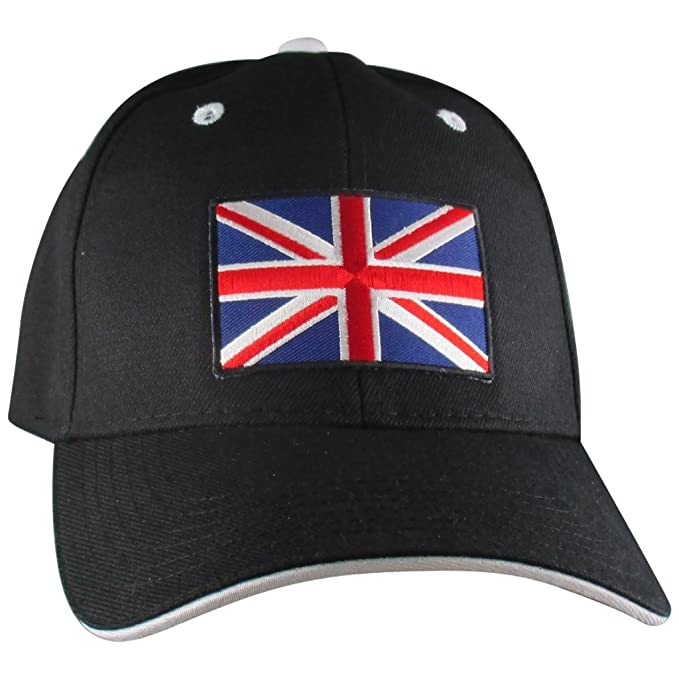 90c79128ae3 Image Unavailable. Image not available for. Color  AffinityAddOns Union  Jack Hat