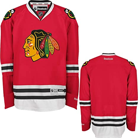 7224376c4 Amazon.com   Chicago Blackhawks Youth L XL Jersey Printed New ...