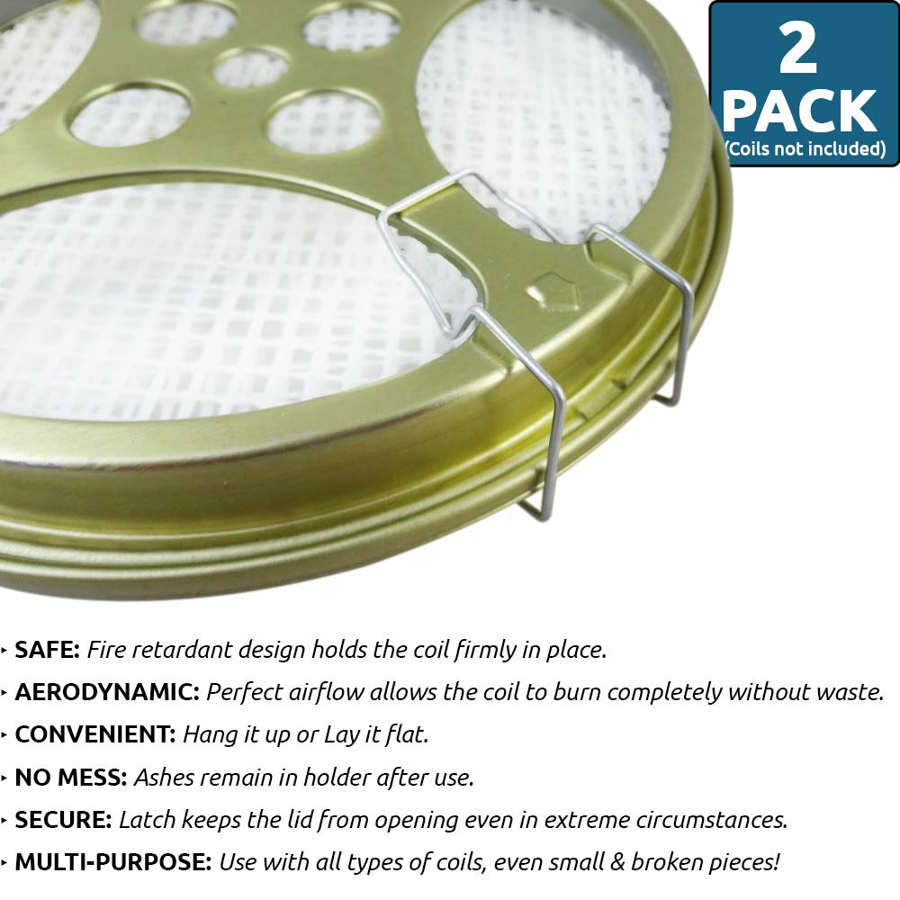 Amazon.com: W4W - Soporte portátil para bobina de mosquitos ...