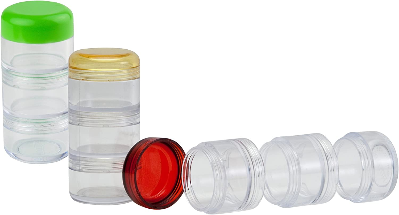 Hutzler Mini Connect a Jars, 3 sets of 3