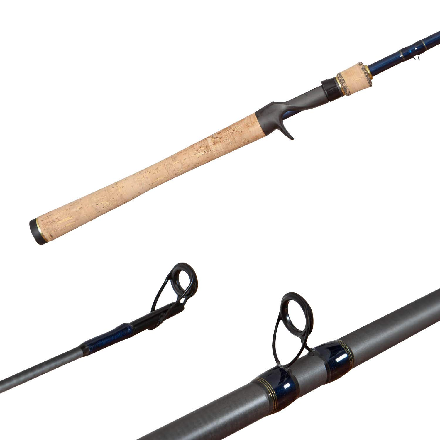 SHIMANO Compre 8 0 Muskie Casting Fishing Rod