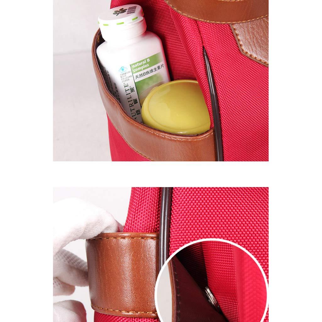 22 Inch Trolley Suitcase Color : 4 Trolley Bag Oxford Cloth Waterproof Luggage Bag ZFF-lvxingbao Single Pole Travel Bag