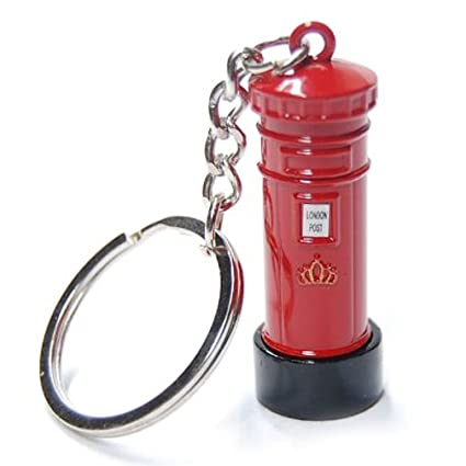 Primi presente accesorios rojo buzón de correos Coche ...