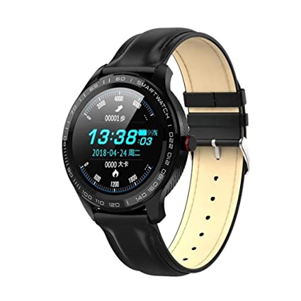 MROSW Smart Watch Men ECG+PPG Heart Rate Blood Pressure ...