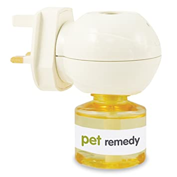 Mascota Remedy Natural De-Stress and Calming Enchufe Difusor, 40 ml: Amazon.es: Productos para mascotas