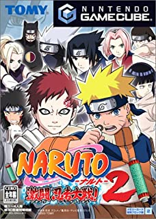 Naruto Gekitou Ninja Taisen 4 GAMECUBE [Importacion Japonesa ...