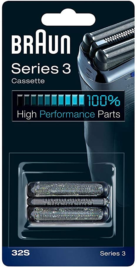 Braun - Combi-pack 32S - Láminas de recambio + portacuchillas para ...