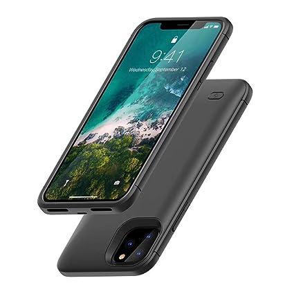 Amazon.com: HONTECH - Funda con batería para iPhone 11 Pro ...