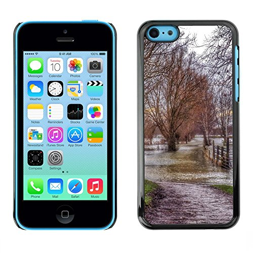 Hülle Case Schutzhülle Cover Premium Case // F00001755 erkundet // Apple iPhone 5C