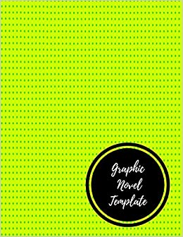 Graphic Novel Template