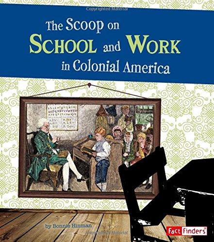 colonial america workbook - 1