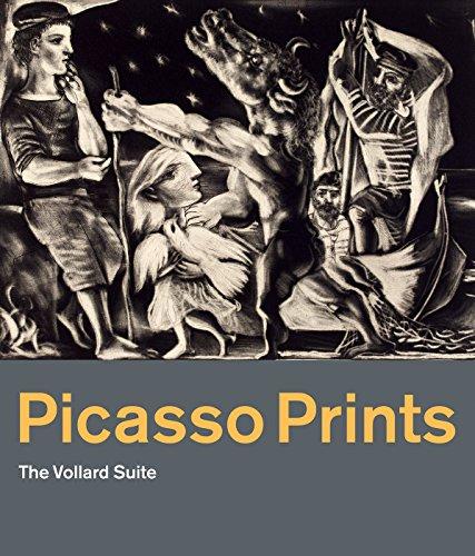 Picasso Prints: The Vollard Suite (British Museum, London, Exhibition Catalogues)