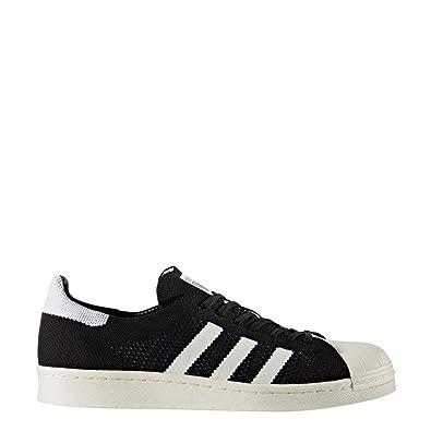 adidas Chaussures Superstar PK Blanc/Noir/Blanc, Blanc, 41 1/3