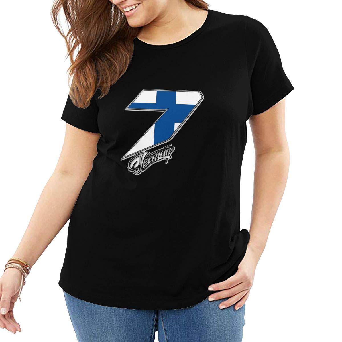 Kimi R Ikk Nen 7 Plus Big T Shirt For Fat