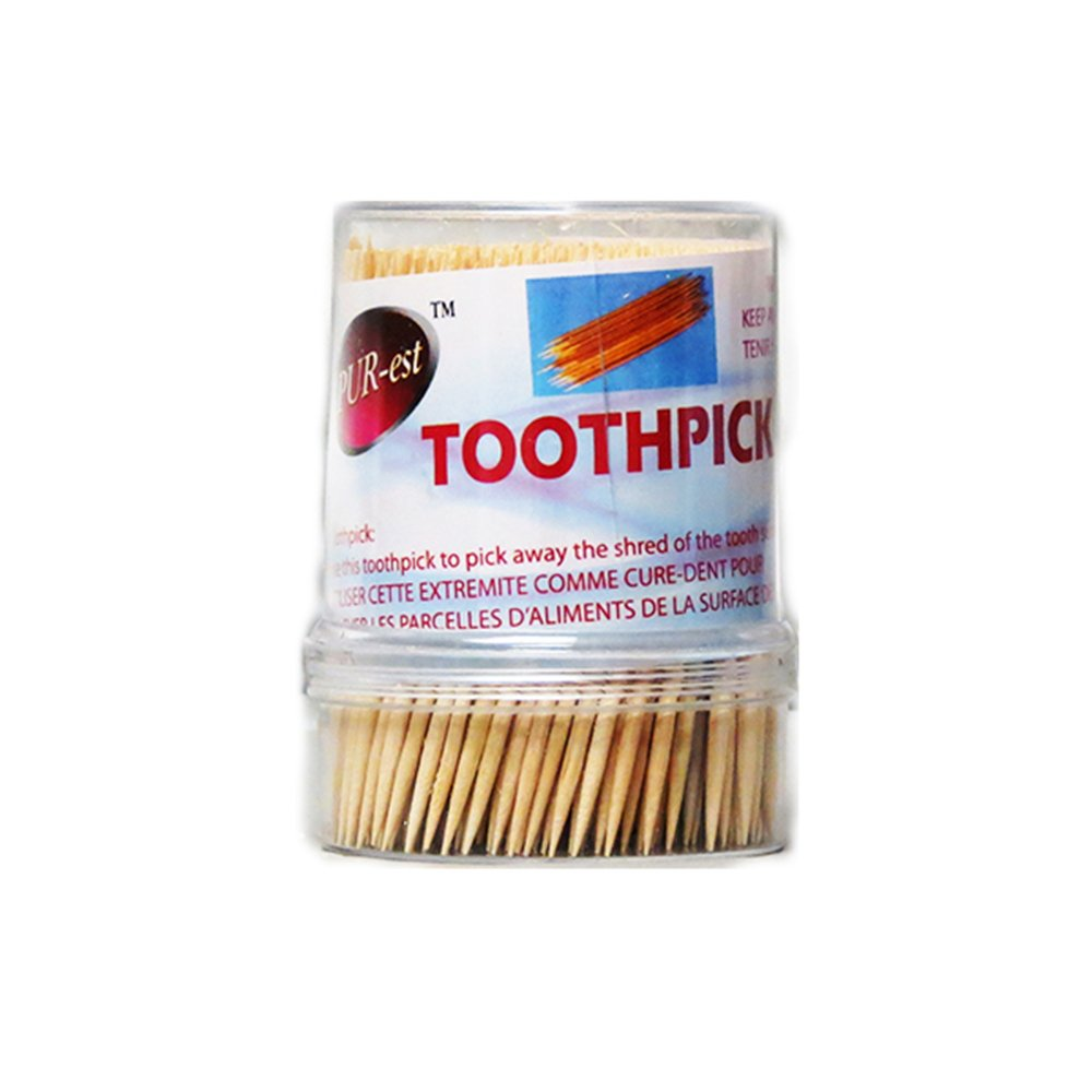 Purest Toothpick 500 In 1 Pack 304807