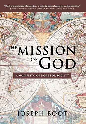 [E.b.o.o.k] The Mission of God: A Manifesto of Hope for Society<br />TXT